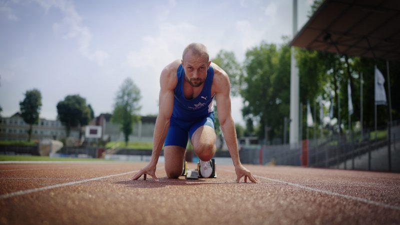 Startscreen Sportmeister Film