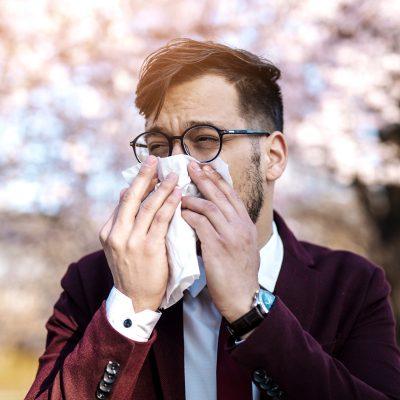 Sind Allergien Vererbbar